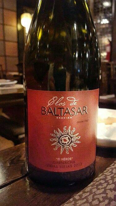Baltasar Gracián Viñas Viejas El Héroe 2012 Do Calatayud Bodegas San Alejandro Vino Tinto Con Crianza Envejecido Durante 10 M Wine Bottle Red Wine Wines