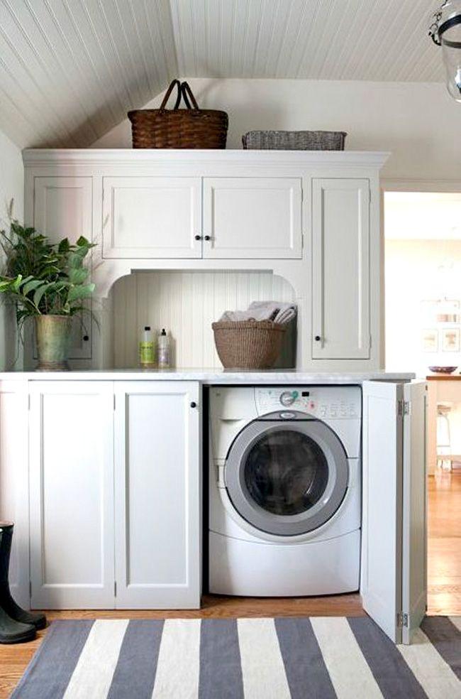 Pawleys Island Posh Laundry Room Inspiration