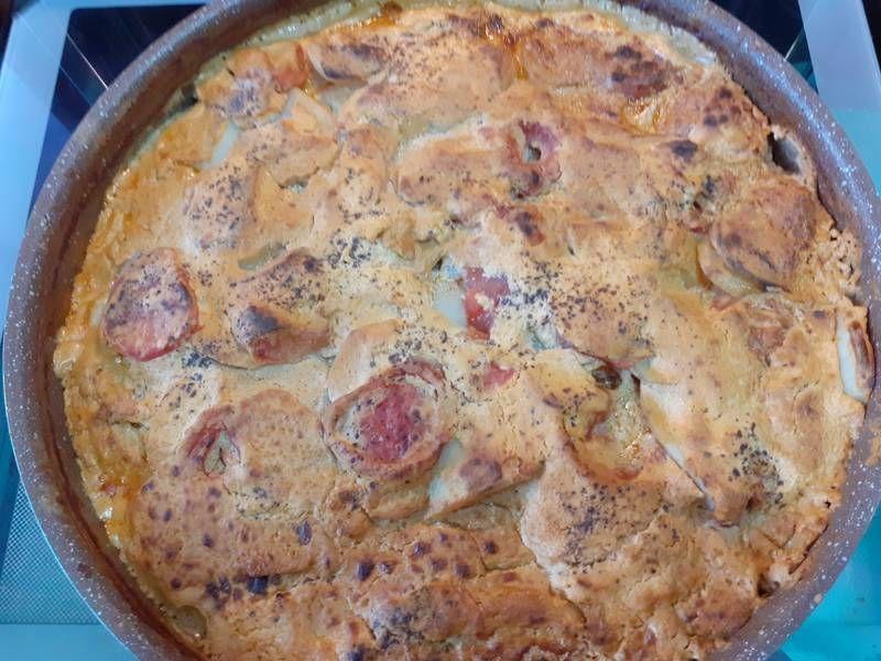 صينية الكفتة بالطحينة بالصور من زينه Recipe Food Breakfast Quiche