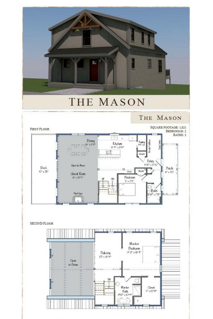 Mason Barn Home Yankee Barn Homes Barn House Barn Homes Floor Plans