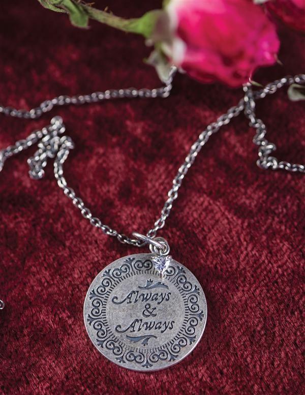 Always & Always Love Token Necklace Love token, Necklace
