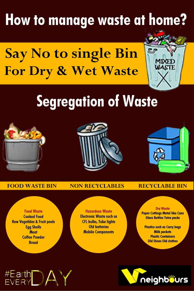 essay on segregation of waste Using proper waste segregation and disposal method only 24 14 percent of the total waste generated was disposed v conclusion we can't deny the fact that one of the big problems in every country is the waste management.