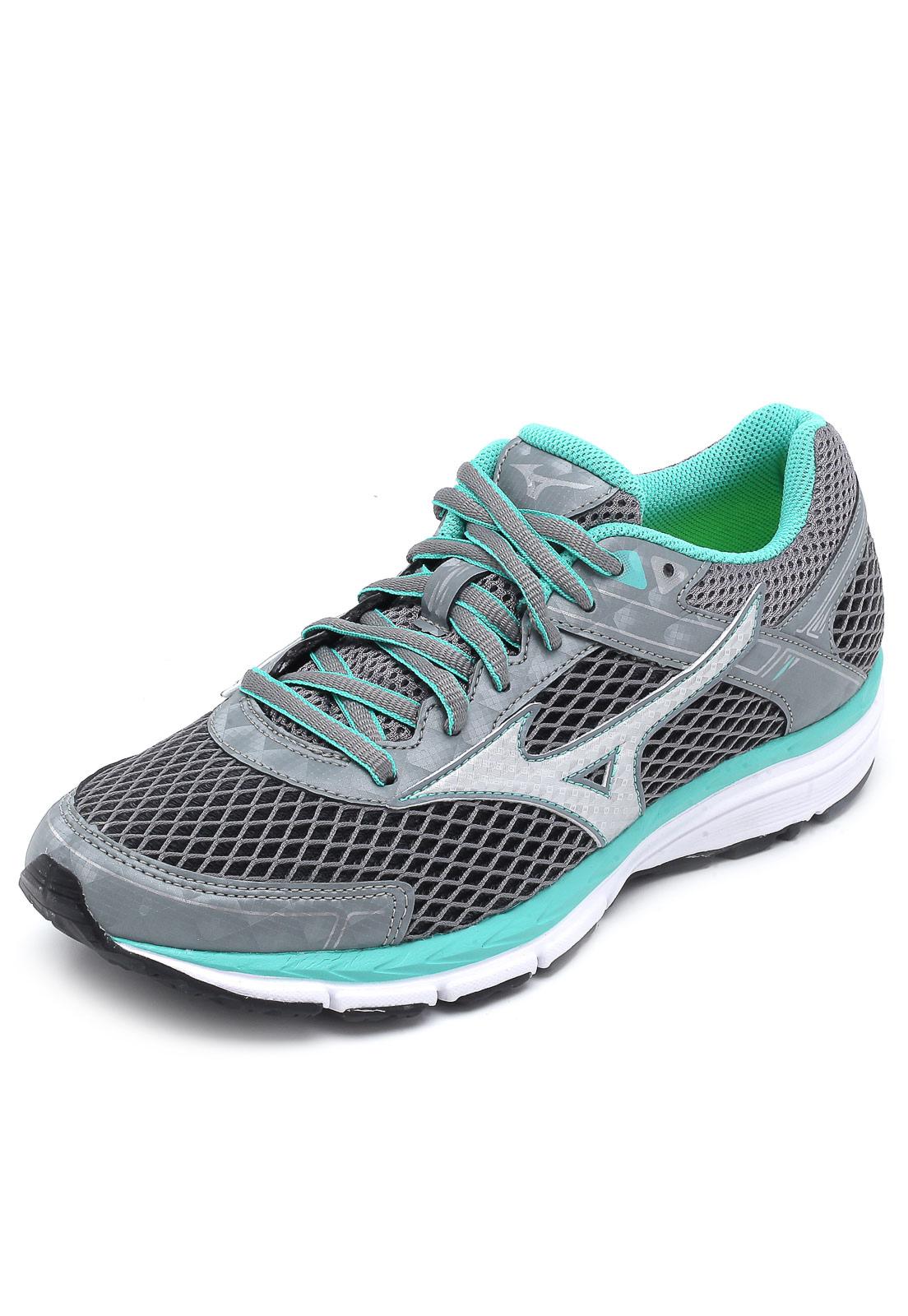 b8b2b41f1b9a1 Tênis Mizuno Falcon Verde | Products | Shoes, Sneakers e Fashion