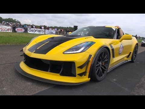 740hp Geiger Corvette C7 Z06 Vs 662hp Corvette C6 Z06 Vs 996hp