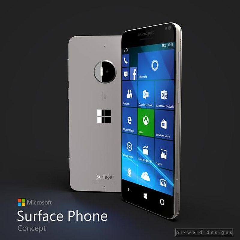 Microsoft Surface Phone Microsoft surface, Windows phone