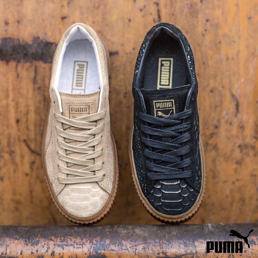 baskets femme puma platform