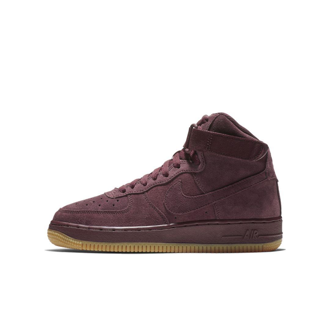 8ff6f769dc Air Force 1 High LV8 Big Kids' Shoe | Products | Nike air force, Air ...