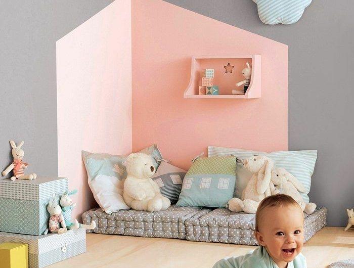 45 Super Ideen für farbige Wände Pinterest Nursery, Bedrooms and