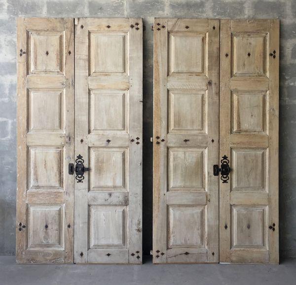 Antique Doors | Houston TX - Antique Doors Houston TX #interior Designer. Hilla Pinterest