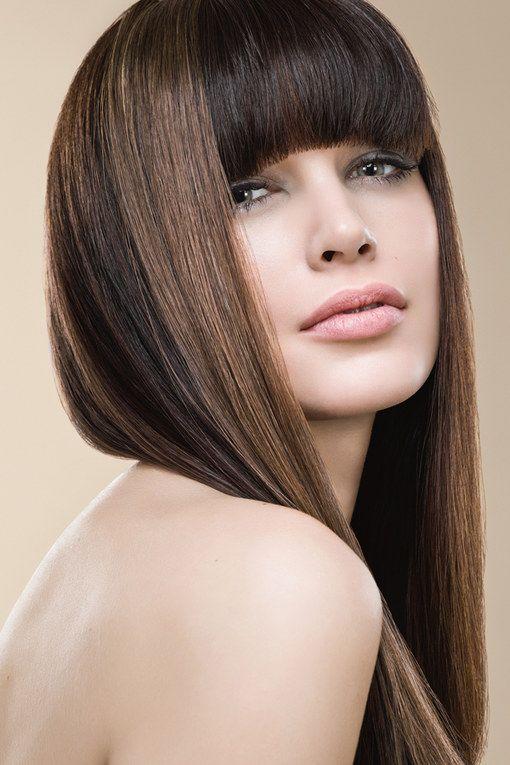 Jamais sans ma frange ! | Faire pousser les cheveux, Pousse des cheveux, Coupe de cheveux