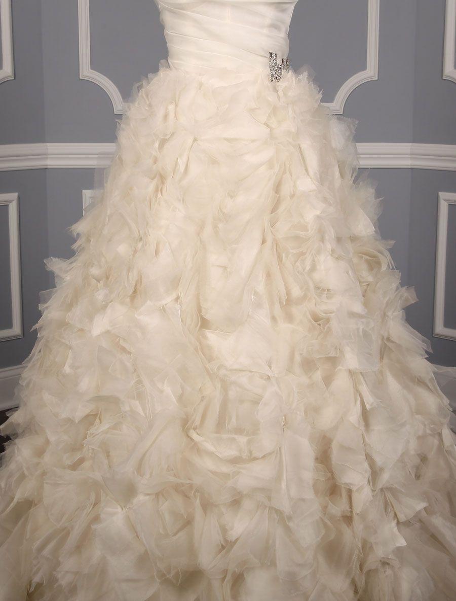 Platinum edition wedding dresses  Monique Lhuillier Waltz X Wedding Dress Platinum Collection