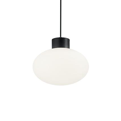 Lampa Wiszaca Ideal Lux Armony Sp1 149493 Zwis Ogrodowy 1x60w E27 Ip44 Czarna Hurtelektryczny Pl Black Pendant Light Light Ebern Designs