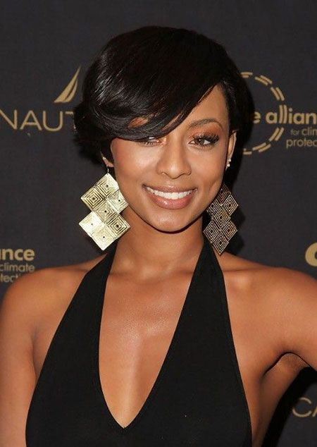 Groovy 1000 Images About Cute Short Hairstyles On Pinterest Black Short Hairstyles Gunalazisus