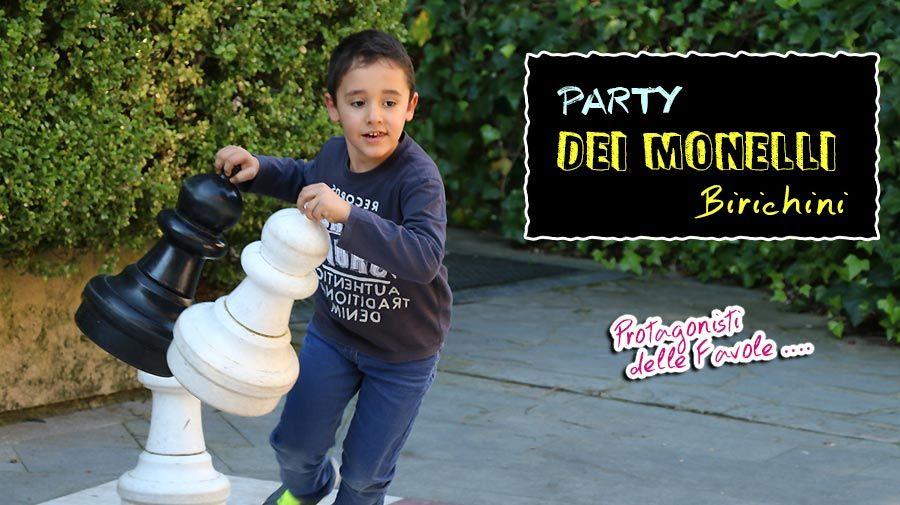 Bambini Birichini ~ Party dei monelli birichini offerte pasqua e pasquetta con