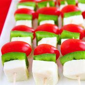 Create this list: Favorite Christmas Themed Food