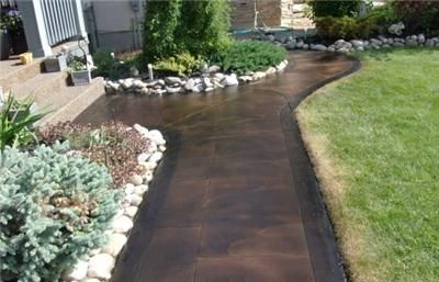 How To Paint Concrete Patios, Sidewalks And Pool Decks | Colorwise U0026 More  Blog