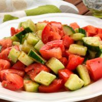 Great veggie dishes!