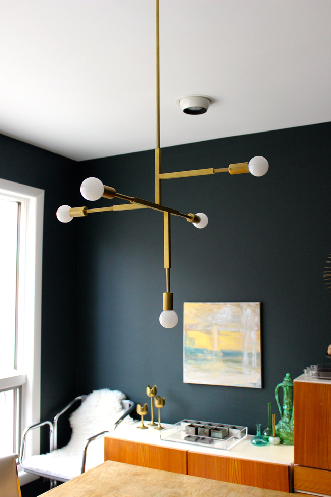 Diy Modern Light Fixtures Olympic Colors You Ve And Valspar