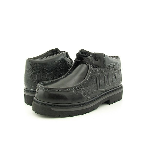 lugz  lugz strutt stp new chukka shoes black mens 44 9a 1148 1 lugz strutt