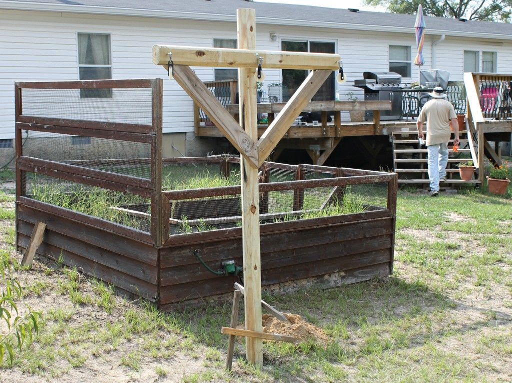 How To Build A Clothesline Beauteous Simple Build A Clothesline Ideas ~ Httplovelybuildinghowto Design Ideas