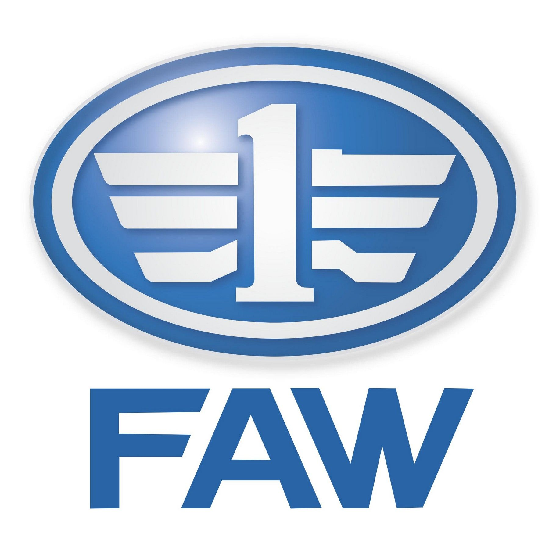 FAW Group Logo Download Vector