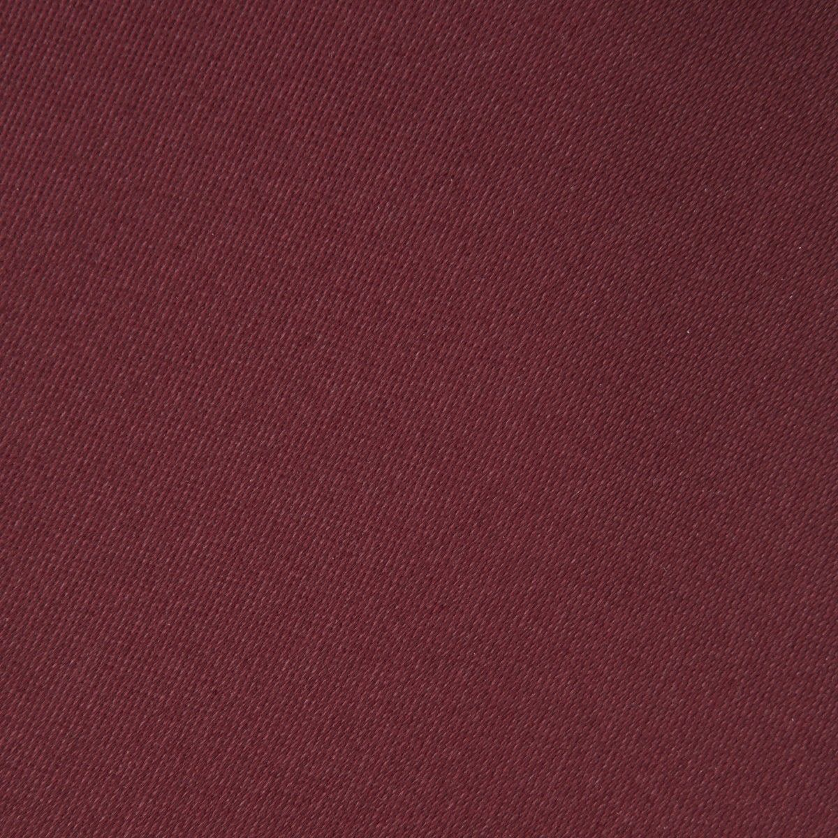 282645d0741c Slim Burgundy Plain Satin Silk Tie by Turnbull & Asser | Products ...