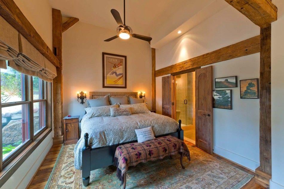 outstanding open loft bedroom designs | Telluride Dutch Barn - Heritage Restorations | Home, Loft ...