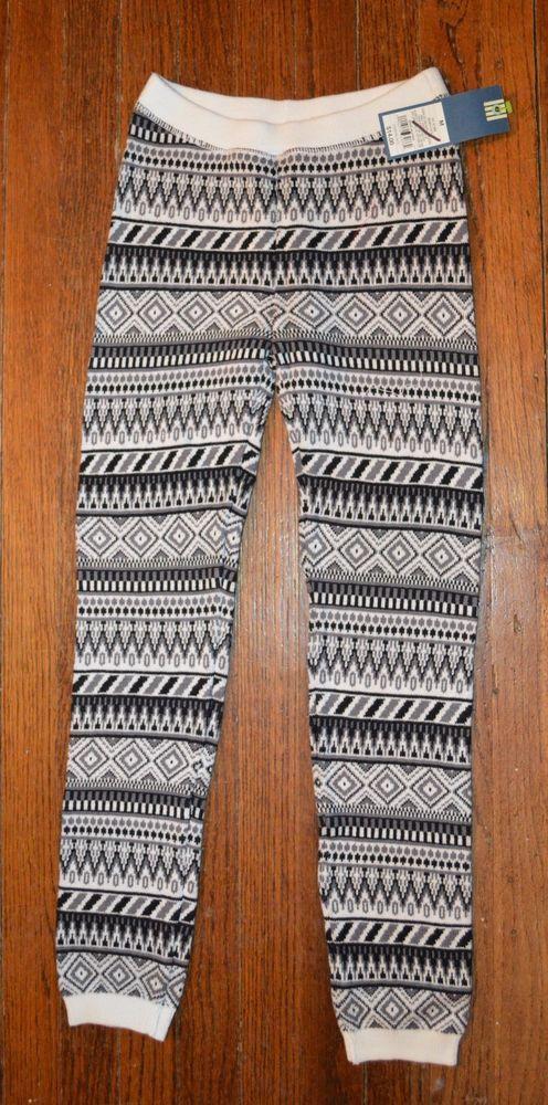 NWT! Oshkosh B'Gosh black and white Fair Isle sweater knit ...