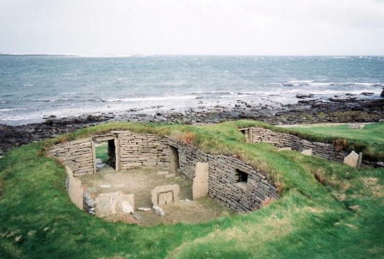 "Резултат с изображение за ""orkney islands papa westray stonehenge"""