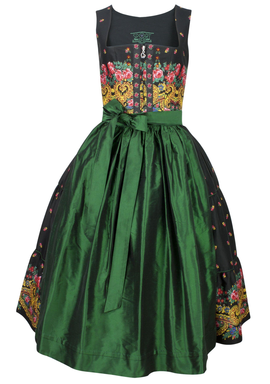 Traditional central European dirndl outfit | Dirndl ...