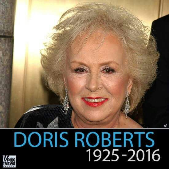 Doris Roberts (Remington Steele, Everybody loves Raymond