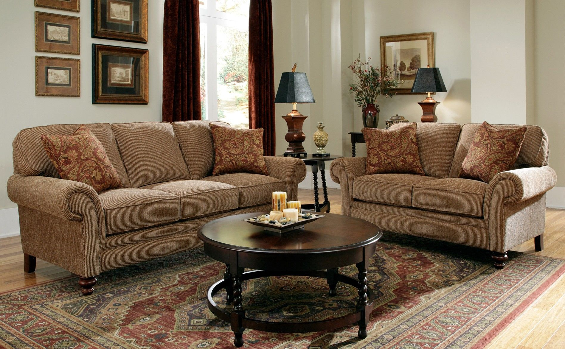Broyhill Landon Sofa Small For Bedroom Sofas Gradschoolfairs