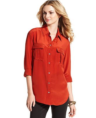 2ad03bbe45619 TWO by Vince Camuto Top