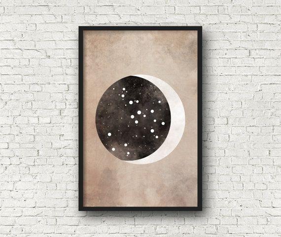 Sagittarius Constellation Wall Art Prints Art Print Poster ...