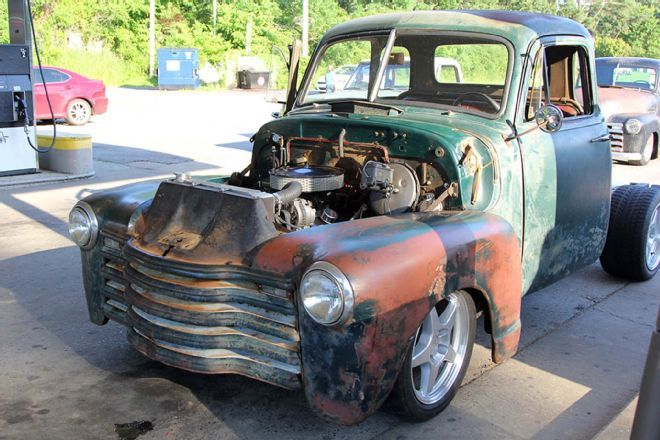 Blowers And The Blues Madison Il To Memphis Tn Roadtrip Action With Images Rat Rods Truck Cool Trucks
