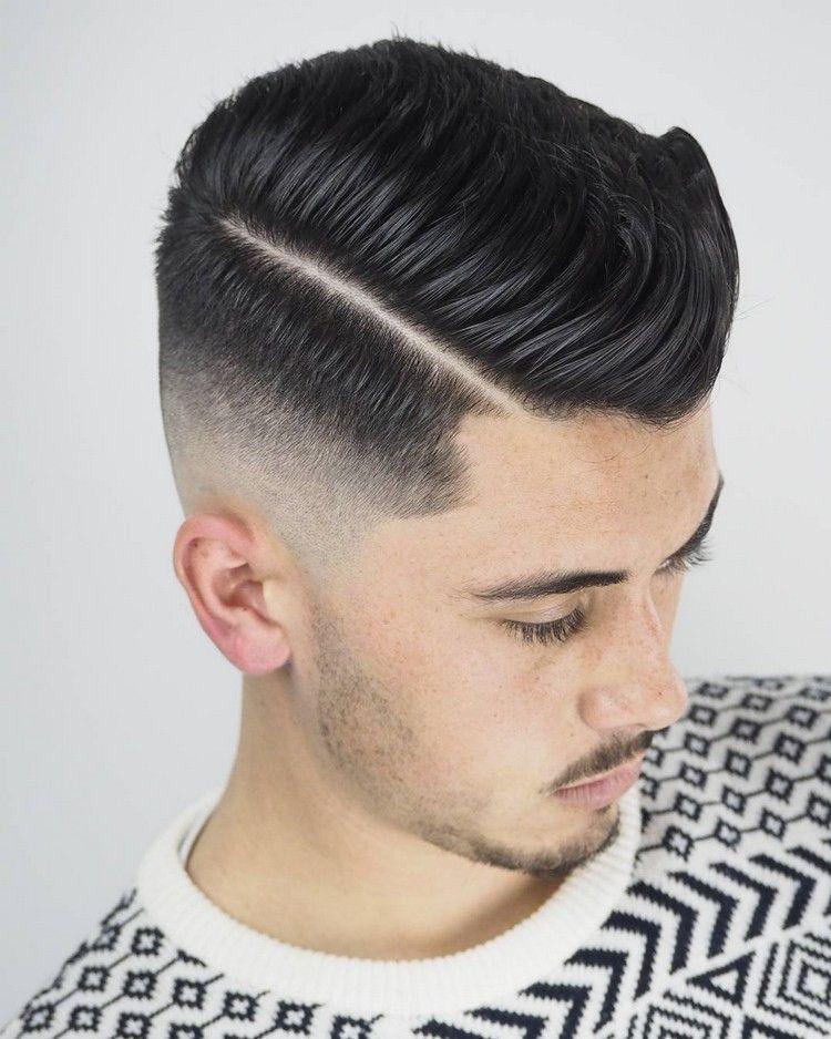 Comb Over Frisur Männer Undercut Mit übergang #hairstyles #hair