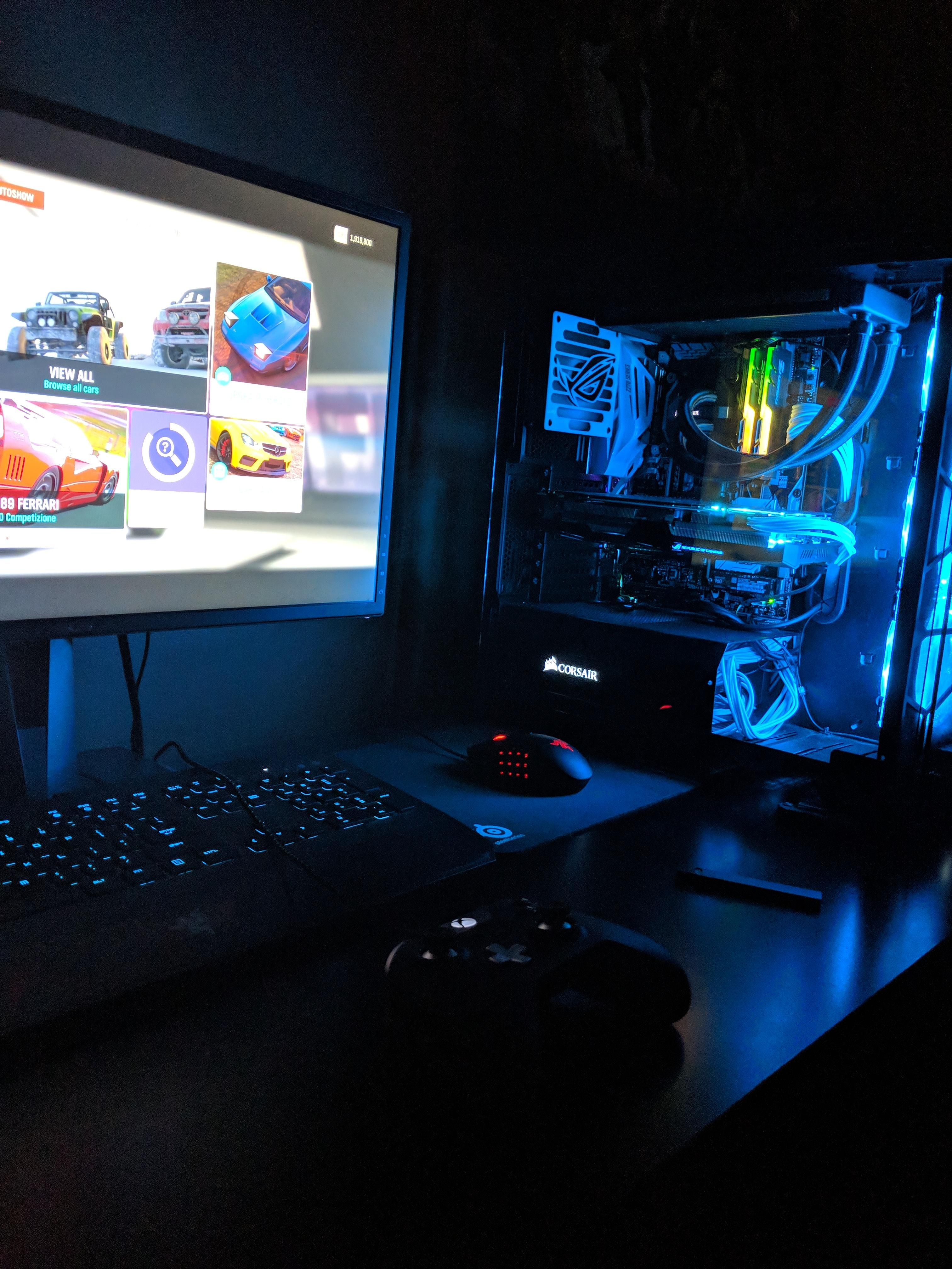 Where ill be spending all my time playing Forza Horizon 4