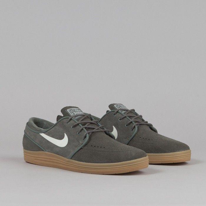 Nike Stefan Janoski Grey Gum