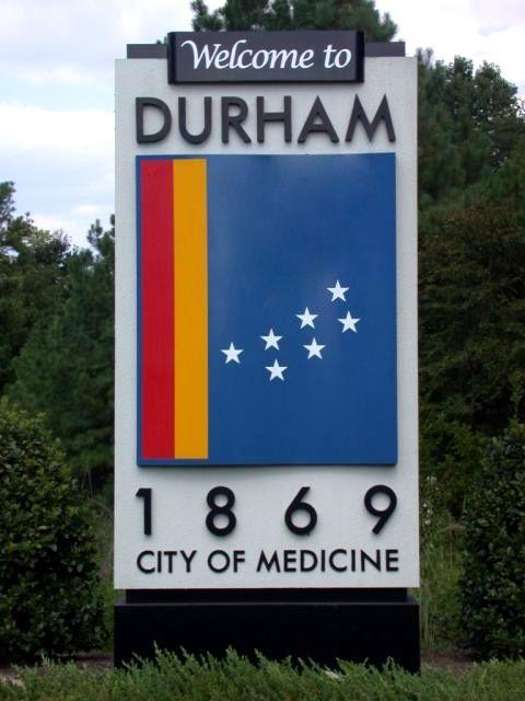 Durham Nc Is The City Of Medicine City Western Nc Durham