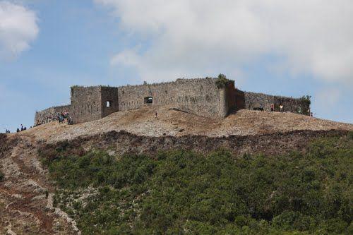Fort Drouet, Haiti. | Historical sites, Haiti, Monument valley