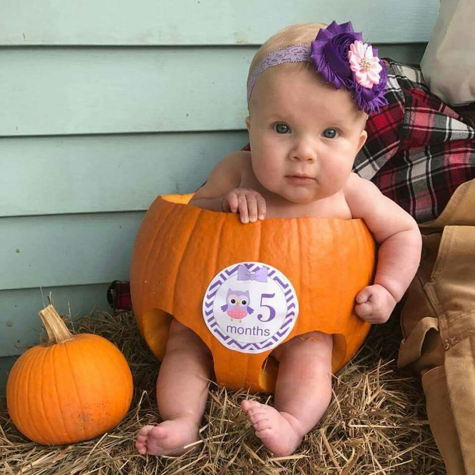 Costumes · GREAT GRANDAUGHTER HARPER RENEE OCT. 24 2016 5 MONTHS OLD  sc 1 st  Pinterest : 5 month old halloween costume  - Germanpascual.Com
