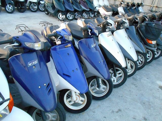We Export All Kind Of Motorbikes And Scooters By World Famous