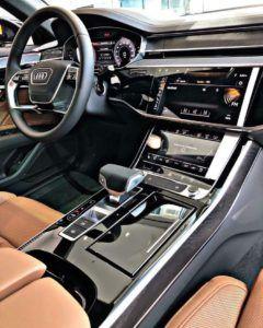 Audi A8l Center Console In 2020 Auto S Motoren Auto S En Motoren Motor