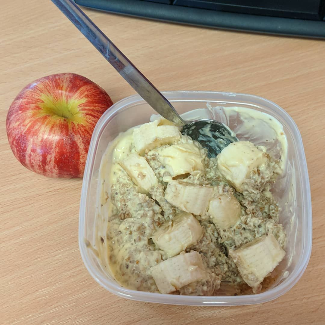 Breakfast this morning is 40g grape nut with a #1syn ...