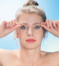 Photo of Facial gymnastics exercises against wrinkles