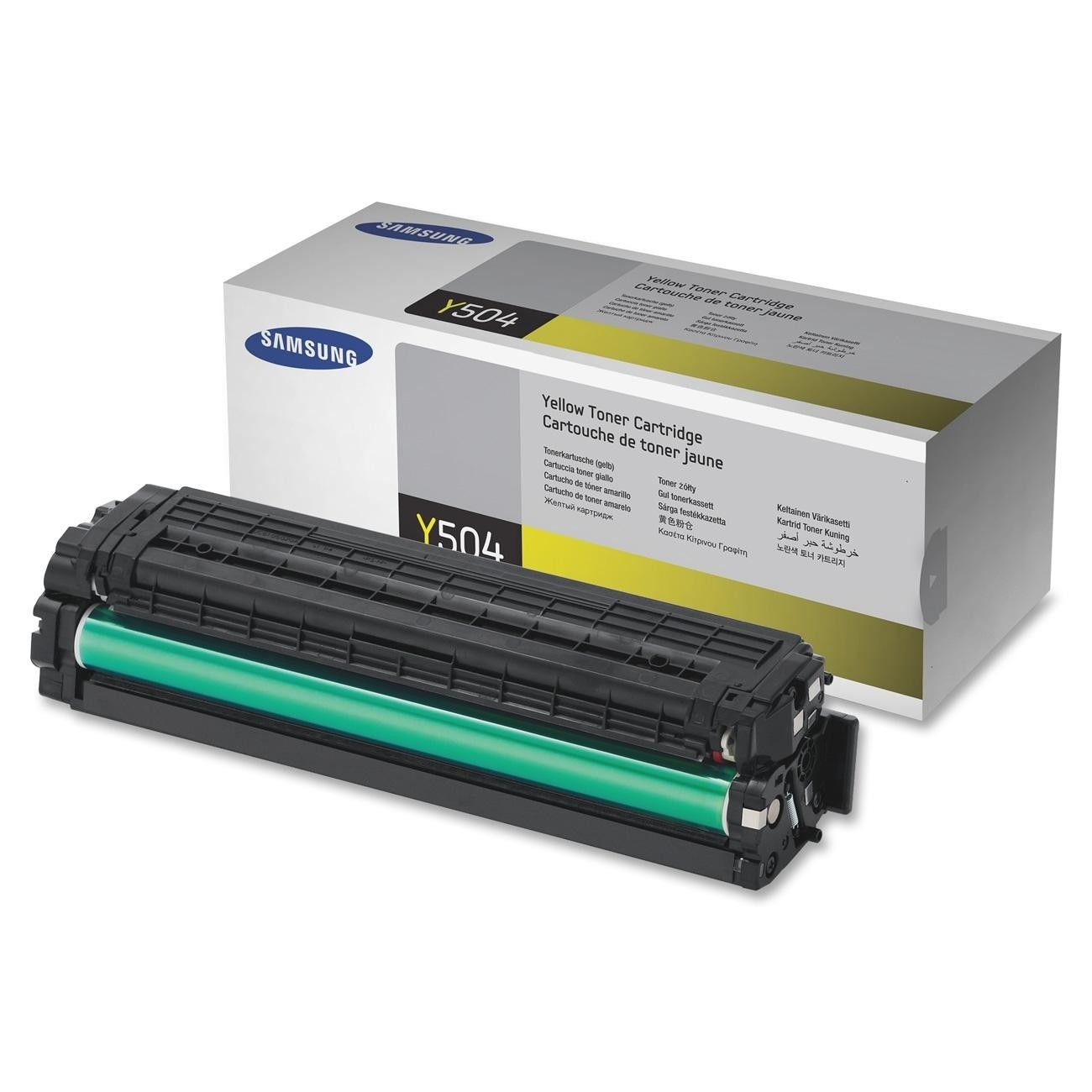 Cltys toner cartridge page yield yellow products