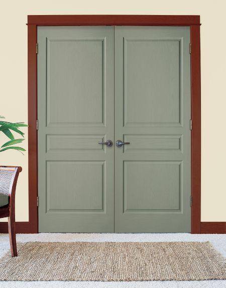 Interior Doors Custom Interior Doors By Homestory Three Panel Ok If We Cannot Find 4 Custom Interior Doors Door Design Interior 3 Panel Interior Doors