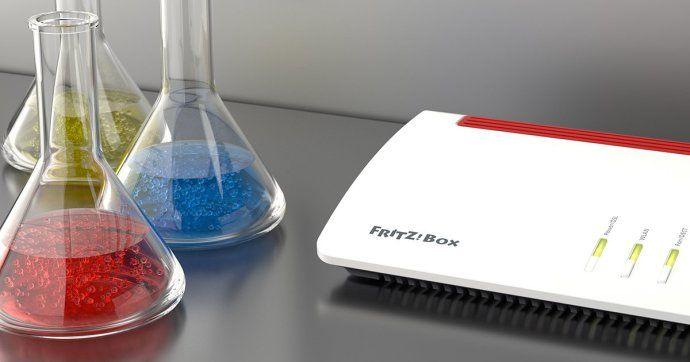 AVM Labor-Update für die FRITZ!Box 7590 und FRITZ!Box 7490 Labour - aldi küchenmaschine testbericht