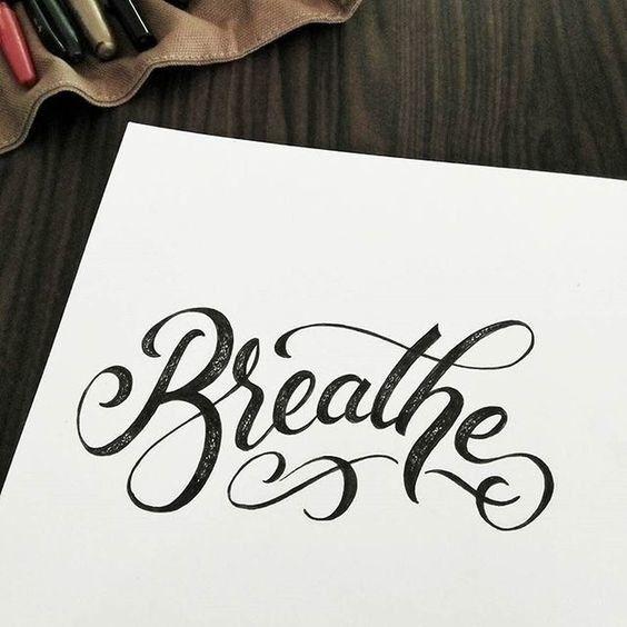 8 Tipps für alle, die Kalligrafie und Handlettering lernen möchten #calligraphy