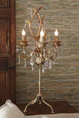 Katherine Chandelier Table Lamp Chandelier Table Lamp Crystal